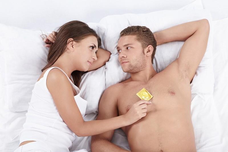 Прерывании сексуального контакта талантливое