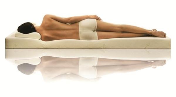 Ортопедическая подушка и матрас