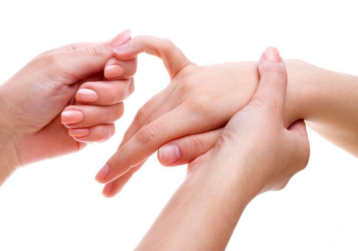 Лечебный массаж рук