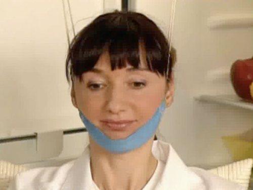 тренажёр для мышечной декомпрессии шеи