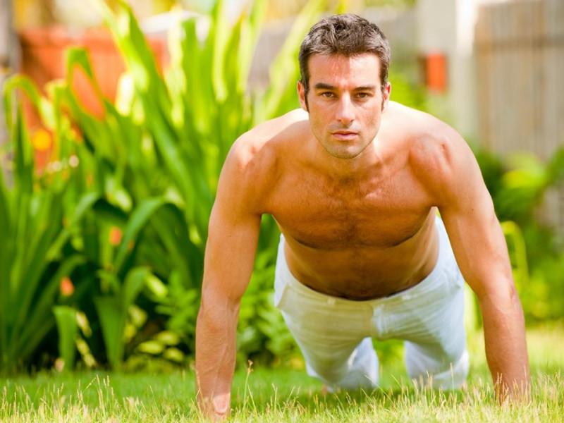 Лечебная гимнастика для мужчин