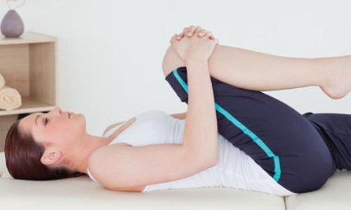 В комплексном лечении используется лечебная физкультура